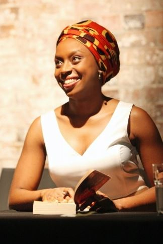Photo of Chimamanda Ngozi Adichie