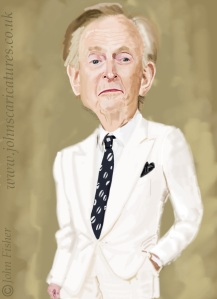 Tom Wolfe's Caricature