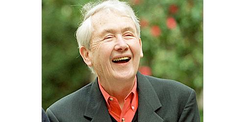 Frank McCourt Smiling