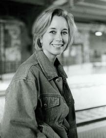 Laura Lippman (B&W)