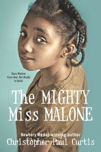 The Might Miss Malone Book Cover