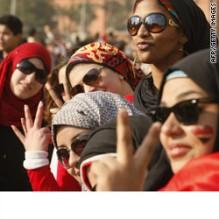 Somaya-Egypt's Revolution, 2011