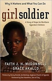 Girl Soldier Book Cover