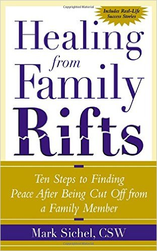 Healing from Family Rifts Book Cover