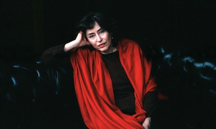Azar Nafisi, Photographed by Karen Robinson